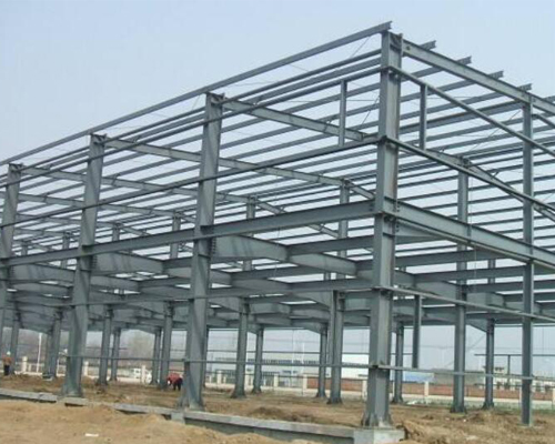 钢结构案例