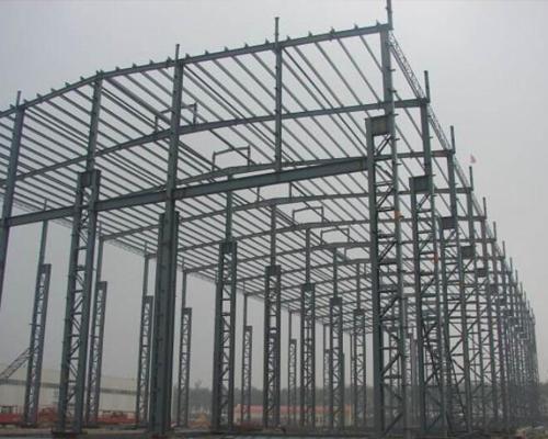 钢结构安装案例