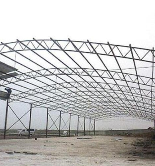 轻钢结构加工